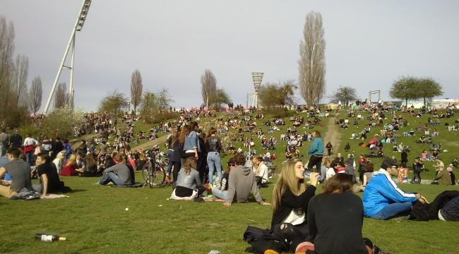 First Weekend in Berlin